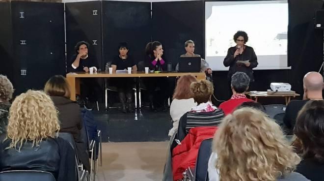 violenza sulle donne Montalto