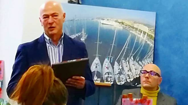 A Formia la presentazione dei romanzi di Bruno Vacca
