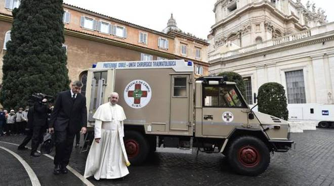 ambulatorio papa francesco