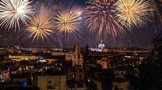 capodanno roma