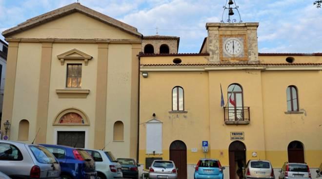 Chiesa di Sant'Andrea, Trivio