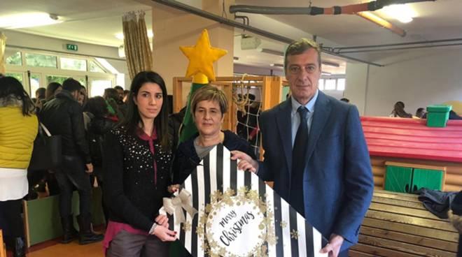 Gaeta, Confcommercio Lazio sud dona un pc all'asilo nido