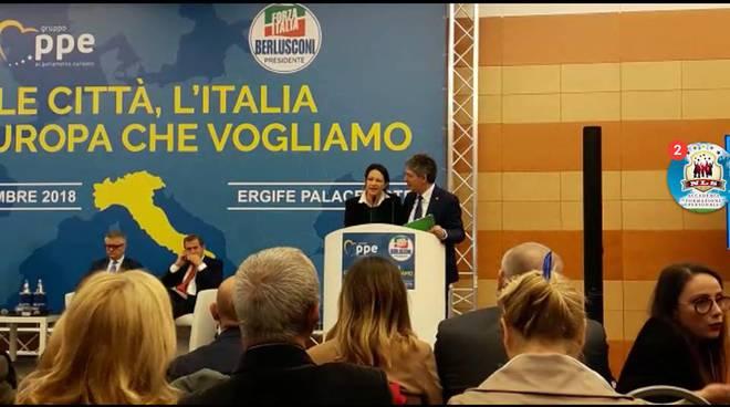 Neocliti_Convegno Forza Italia Roma_2018_12_07