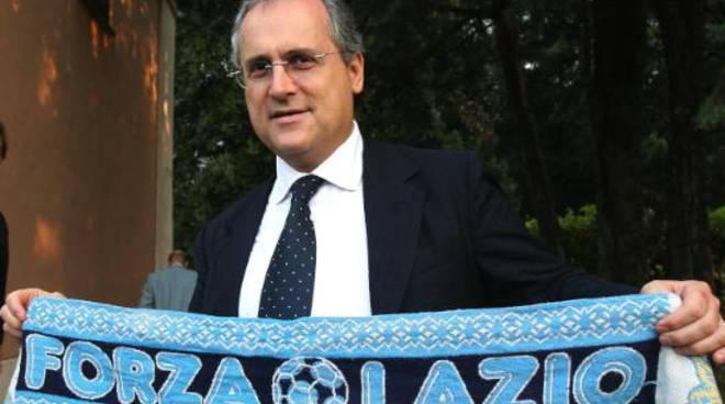 Claudio Lotito_SS LAZIO