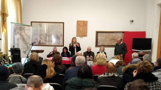 """Premio nazionale di poesia """"Versi in libertà""""."""