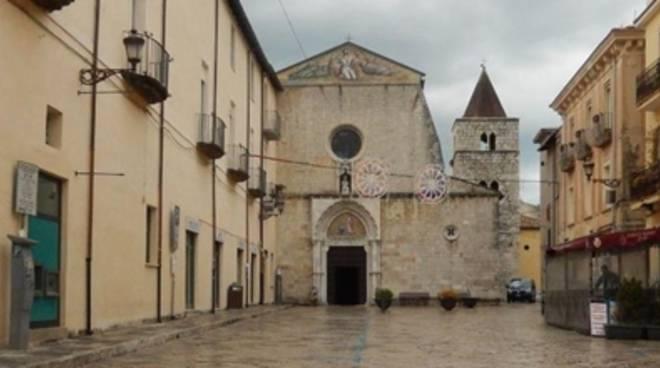 Chiesa di San Pietro, Fondi