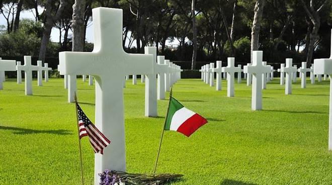 cimitero militare nettuno
