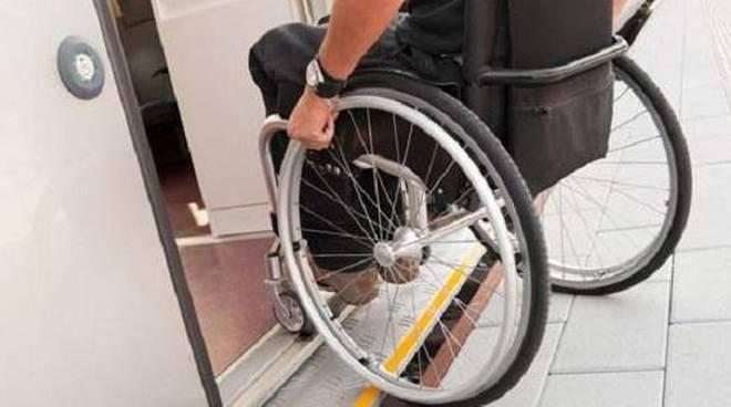 disabili treno