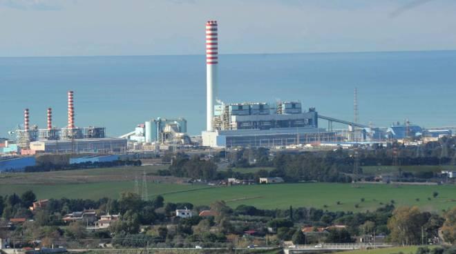 dismissione impianto carbone Torrevaldigia Nord