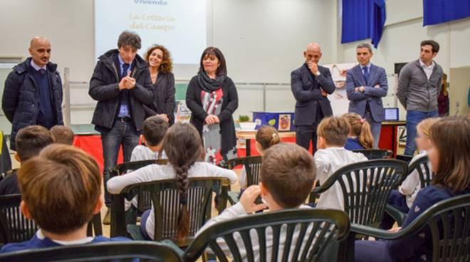 """""""Mangiando s'impara"""", a Latina i bambini delle primarie scoprono i prodotti bio a chilometro0"""