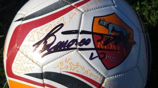 pallone totti as roma