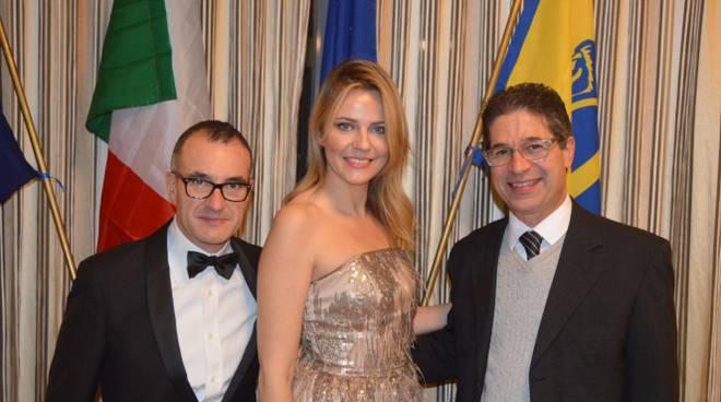 progetto Rondini: Paolo Pirani, Alessandra Viero, Luca Bondi