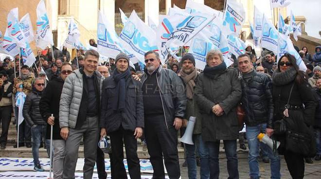 #RomaRisorgi mobilitazione Ugl