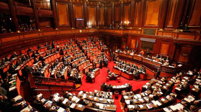 Scuola udir al senato della repubblica presentate delle for Senato repubblica