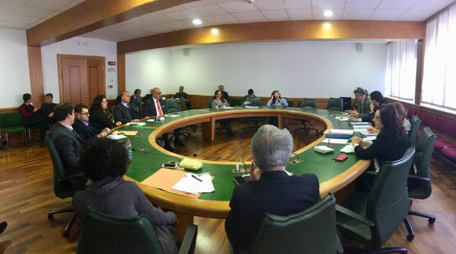 Commissione regionale antimafia per il sud pontino