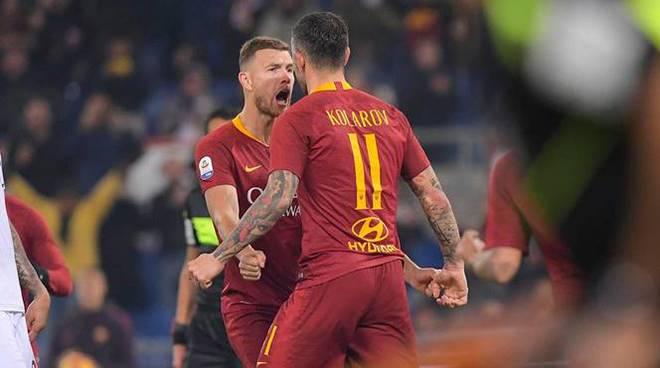 a7c43bc5e7 Roma, la difesa è il miglior attacco: Olsen, Kolarov e Fazio domano ...