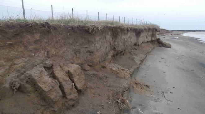 erosione tarquinia