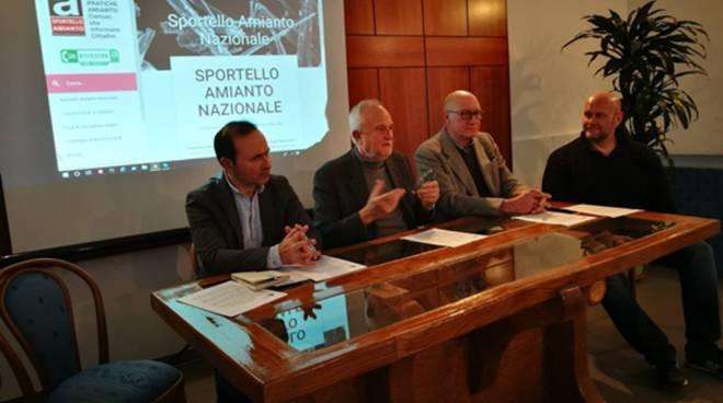 Fiumicino aderisce allo sportello amianto nazionale