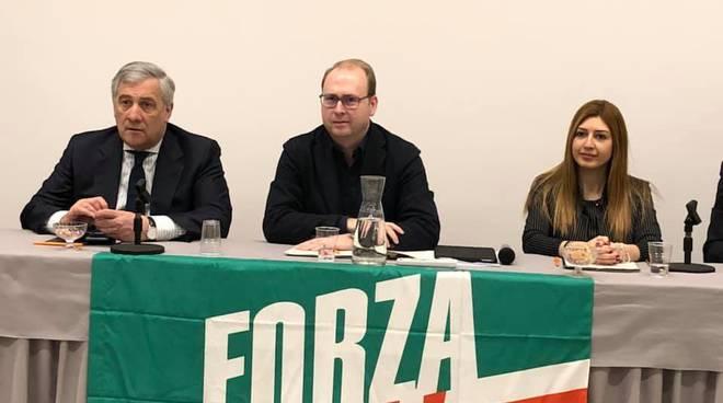 Forza Italia_Tajani-Bordoni