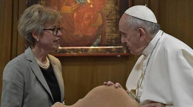 papa francesco ghisoni donne chiesa
