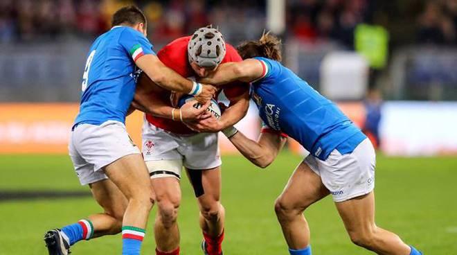 Il Galles esulta, l'Italia non vince da 4 anni