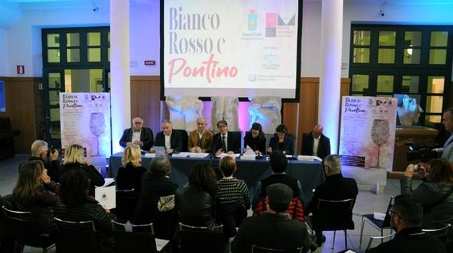 """""""Bianco, Rosso e Pontino"""",  a Latina il viaggio tra cultura e gusto"""