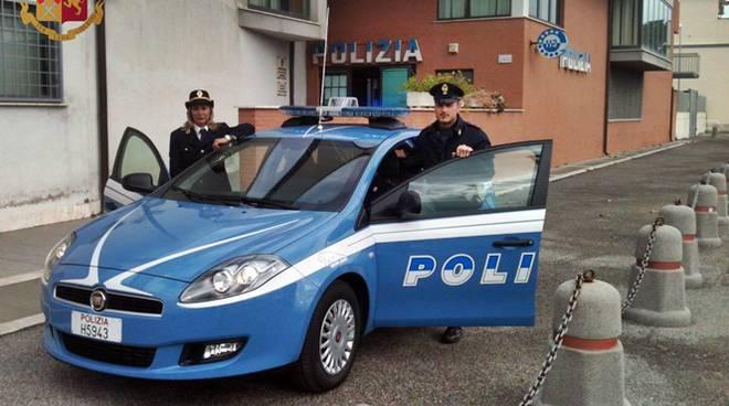 commissariato polizia fiumicino