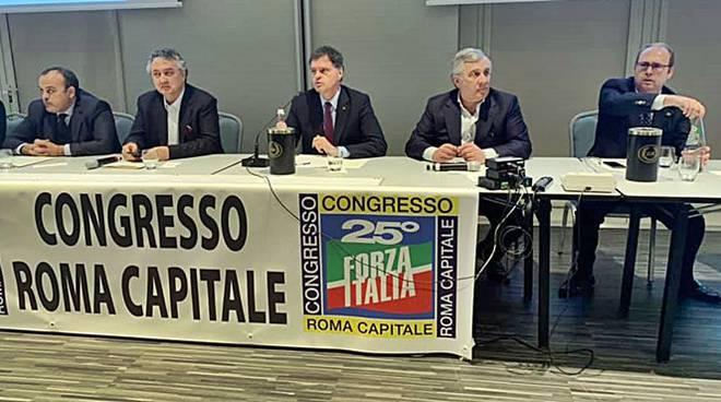 congresso romano forza italia
