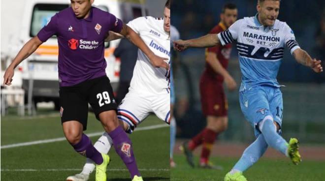Fiorentina-Lazio: le probabili formazioni, Immobile torna titolare