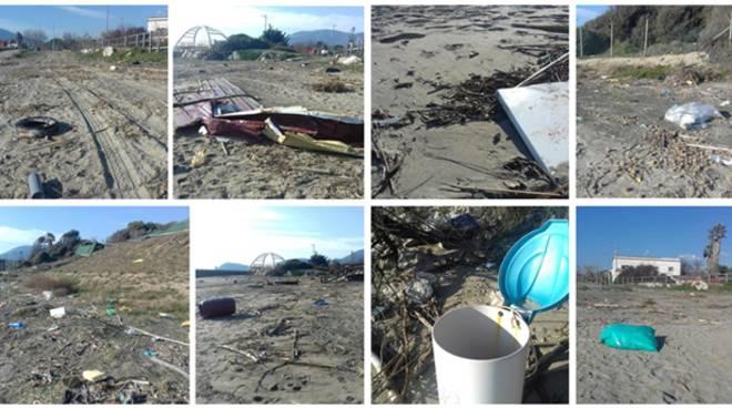 """""""Let's Clean up Europe!"""", Fare verde Fondi cambia volto alla spiaggia di Sant'Anastasia"""