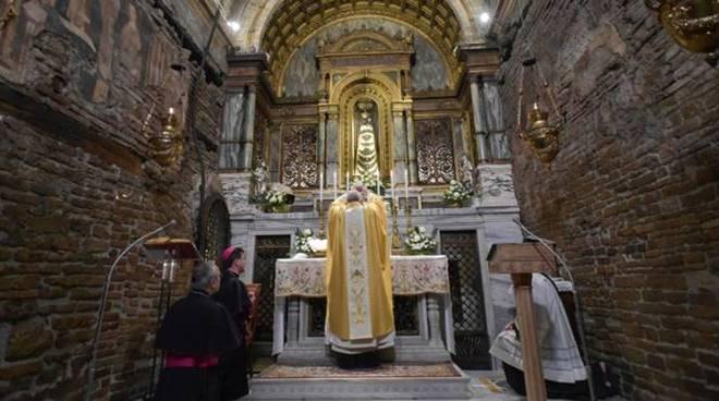 papa francesco loreto