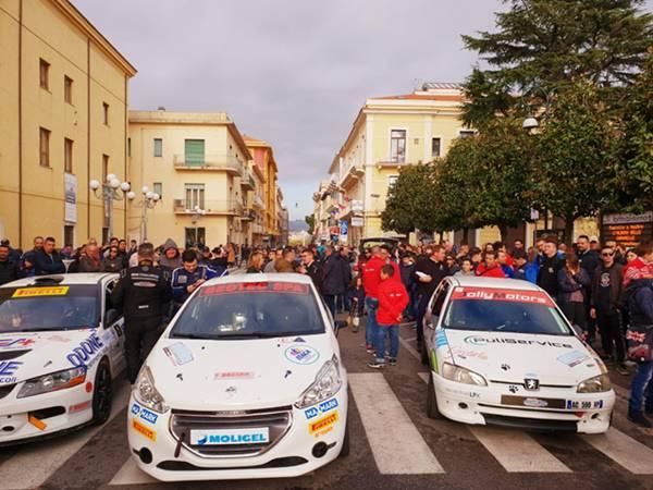 Rally a Formia