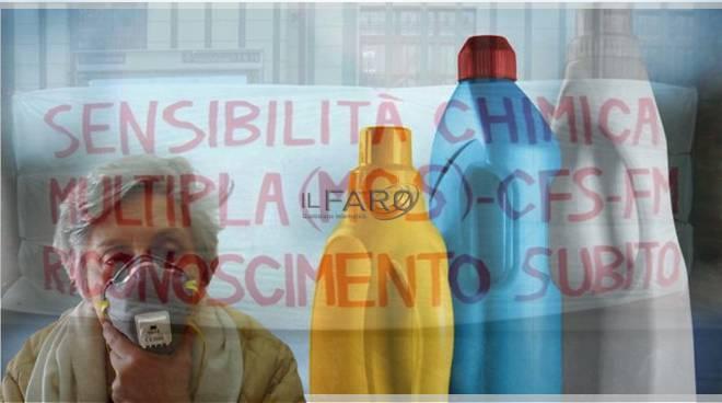 sensibilità chimica multipla