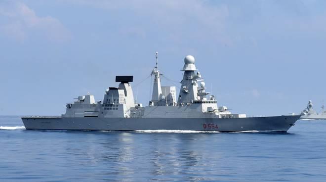 cacciatorpediniere marina militare