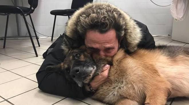 enzo salvi cane