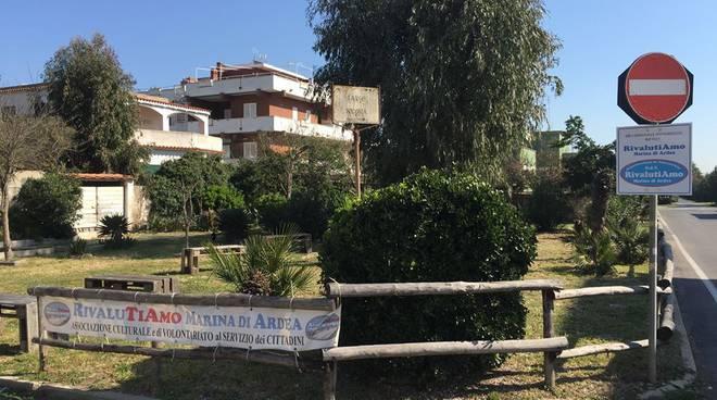 Marina di Ardea_Volontari bonifica verde_2019_03_27