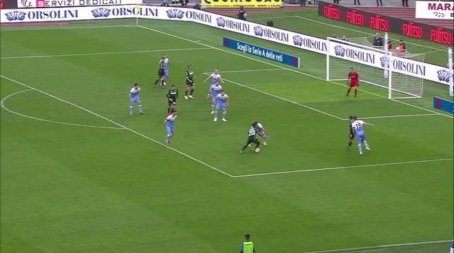 Lazio Sassuolo_2-2_del_2019_04_07