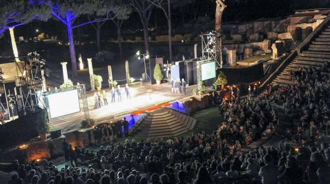 Ostia antica tutto il programma del teatro romano il for Programma arredamenti ostia