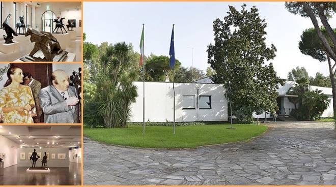 Copertina Cinquantesimo anniversario Museo Manzù_2019
