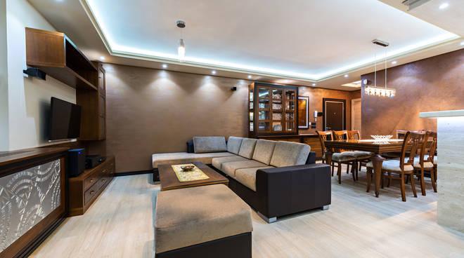 Illuminazione domestica come illuminare al meglio ogni stanza