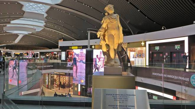mostra antica roma aeroporto fiumicino