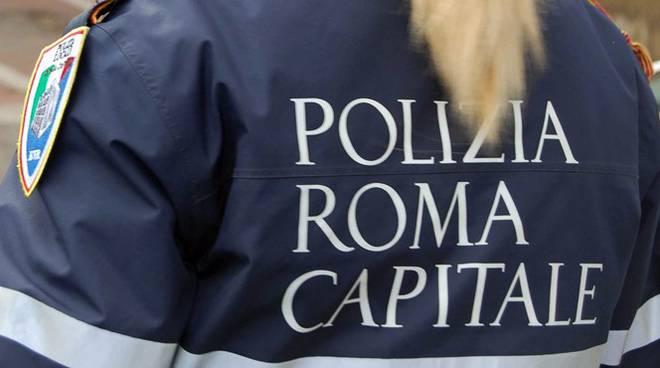 polizia municipale roma capitale