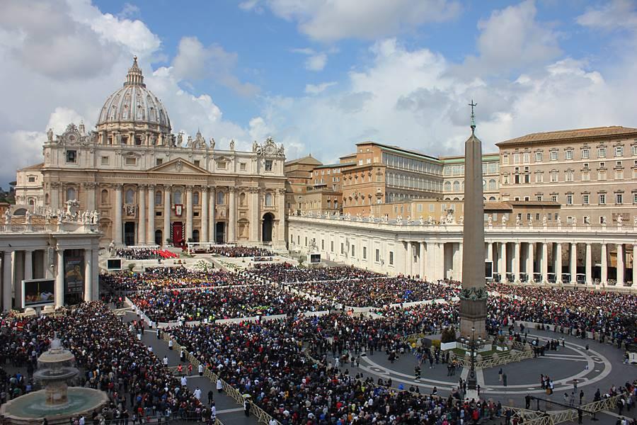 Vaticano, Messa della Domenica delle Palme presieduta da Papa Francesco