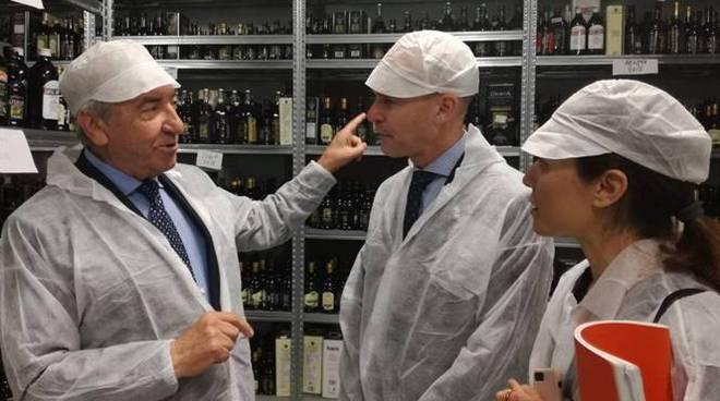 ambasciatore Israele pomezia