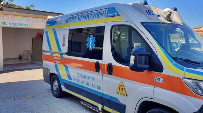 ambulanza montalto