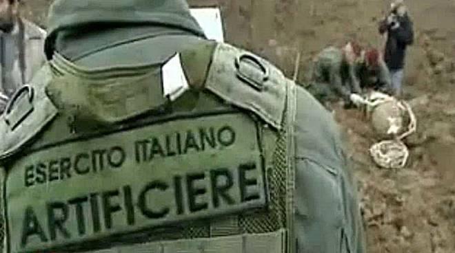 artificieri esercito italiano