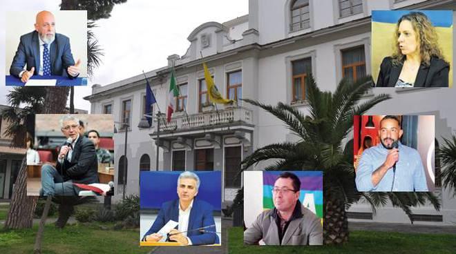 candidati sindaco comune di civitavecchia 2019
