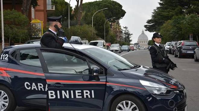carabinieri roma san pietro colosseo terrorismo sicurezza