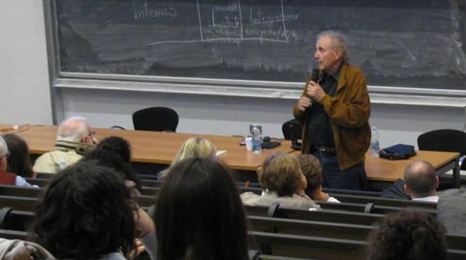 Formia, cittadinanza onoraria al professor Gerard Lutte