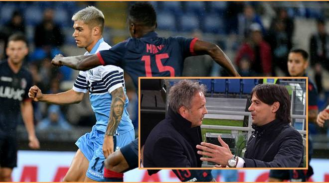 Copertina Lazio Bologna_2019_05_20